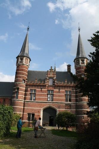 Antwerpen De Berlaimontstraat 17-19