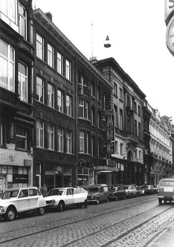 Gent Brabantdam 98-100, 104-122