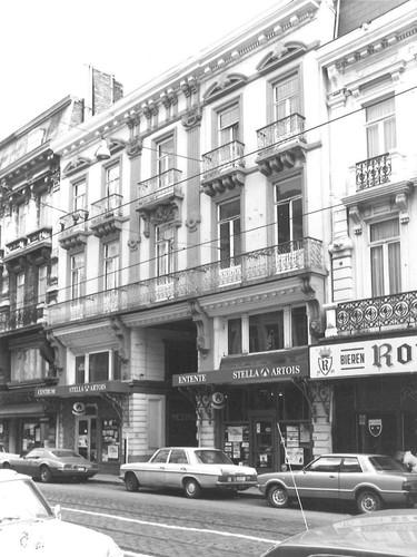 Gent Vlaanderenstraat 113-115