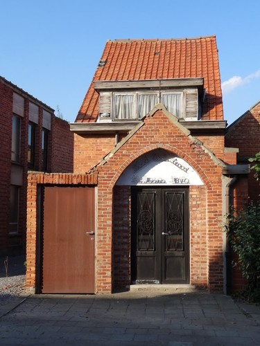 Wichelen Hekkergemstraat zonder nummer Kapel