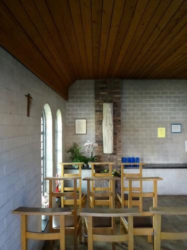 Wetteren Smetledesteenweg zonder nummer Interieur van de kapel