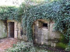Duitse bunker bij kasteel van Loppem