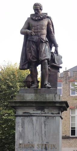 Brugge Simon Stevinplein zonder nummer