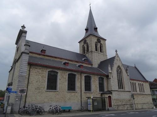 Dendermonde Oudegemse baan zonder nummer Onze-Lieve-Vrouw Hemelvaartkerk