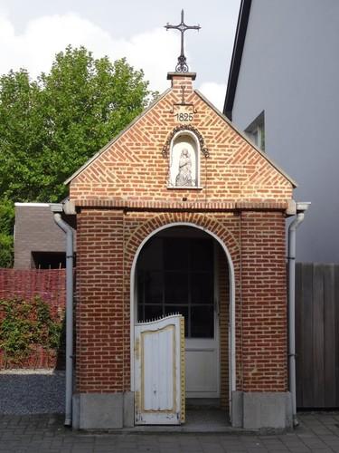 Zele Huivelde zonder nummer Kapel Onze-Lieve-Vrouw ter Nood