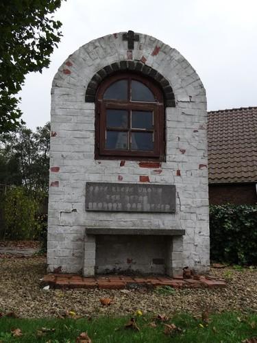 Berlare Bergstraat zonder nummer Kapel Onze-Lieve-Vrouw ter Heide