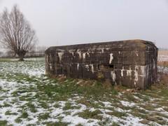 Duitse bunker Artoishoek