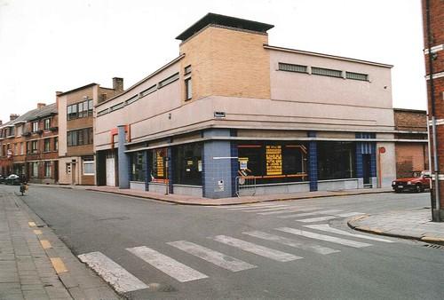 Zottegem Laurens De Metsstraat 50 (gesloopt)