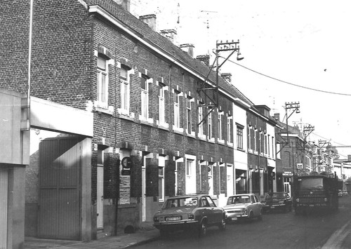 Zottegem Laurens De Metsstraat pare zijde