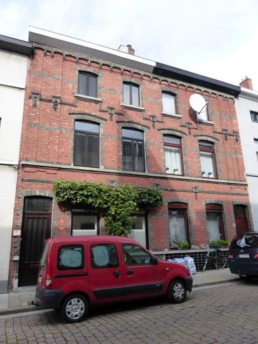 Gent Kunstenaarstraat 28-30