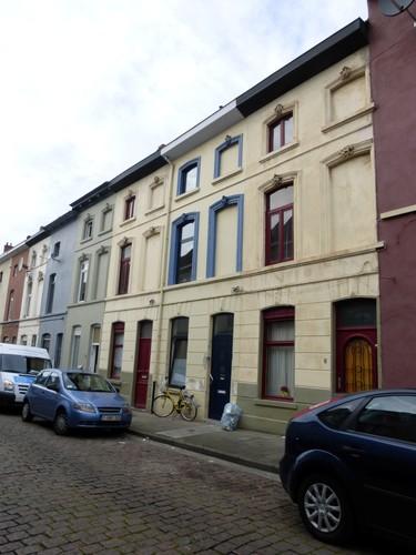 Gent Kunstenaarstraat 6-16