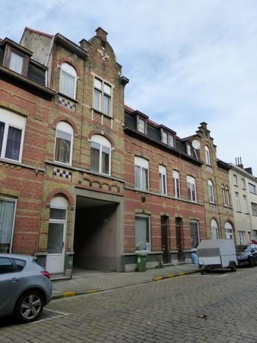 Gent Kunstenaarstraat 68-74