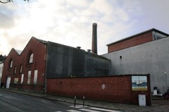Fabrieksschoorsteen
