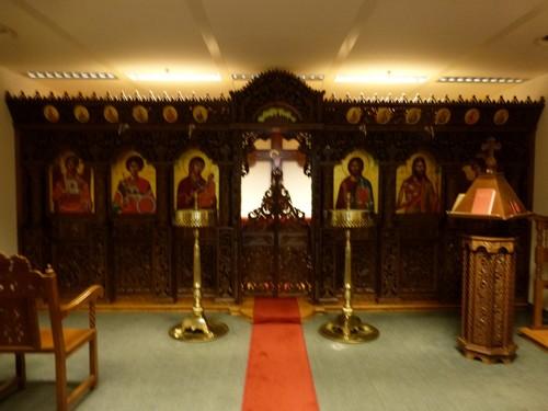 Zaventem Luchthaven orthodoxe kapel