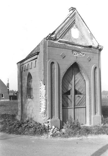 Deinze Wontergem Tabakstraat kapel