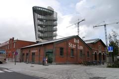 Rederijgebouwen Red Star Line