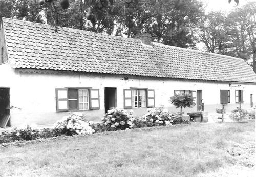 Twee boerenarbeiderswoningen