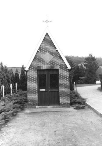 Deinze Leerne Engelhoekstraat kapel