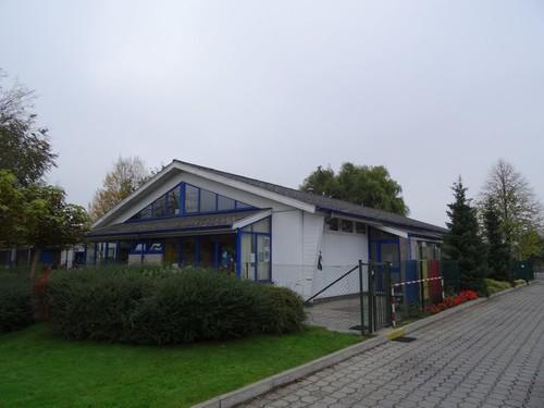 Hamme Zouavenstraat hulpkerk