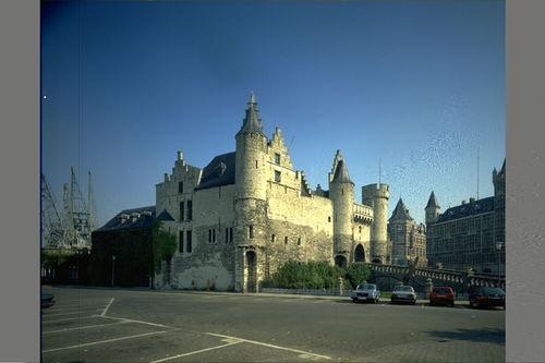 Antwerpen Jordaenskaai 4