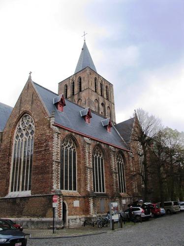 Brugge Baliestraat zonder nummer