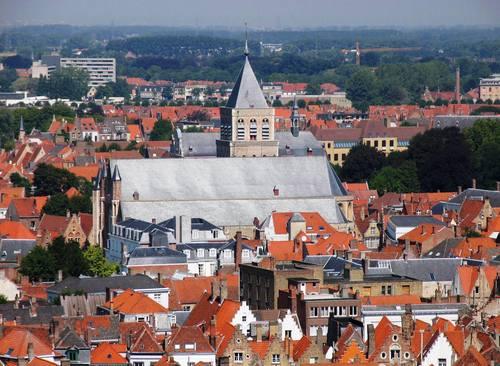 Brugge Moerstraat 1 Sint-Jacobskerk