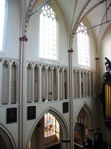 Brugge Sint-Salvatorskerkhof zonder nummer