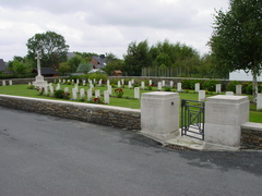 Dickebusch Old Military Cemetery