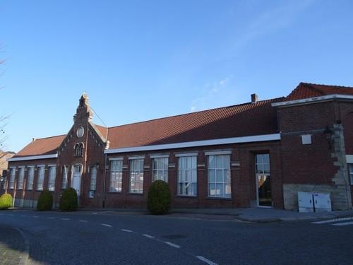 Lede Oordegemdorp Gemeentehuis