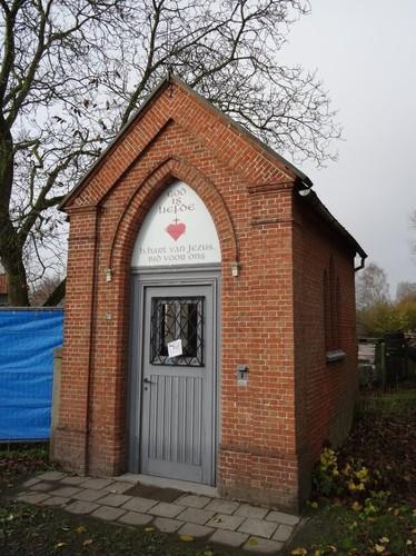 Sint-Niklaas Leebrugstraat zonder nummer Heilig Hartkapel