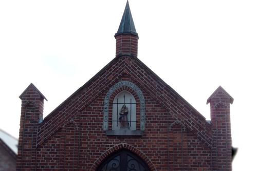 Stekene Oost-Eindeken zonder nummer Heilig Hartkapel
