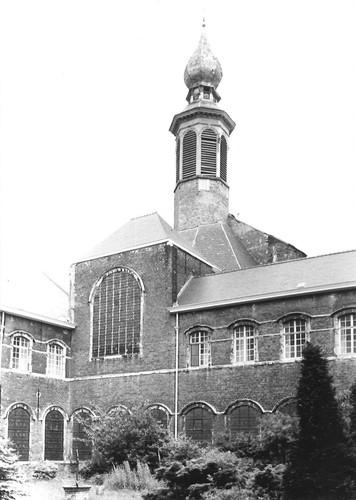 Gent Sint-Margrietstraat zonder nummer, Academiestraat 1