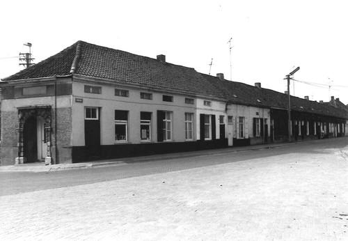 Kruibeke Temsestraat, Nieuwstraat