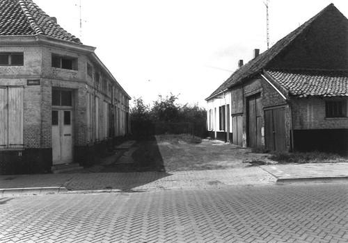 Kruibeke Nieuwstraat, Kerkhofstraat