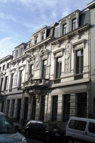 Antwerpen Bosduifstraat 17-21