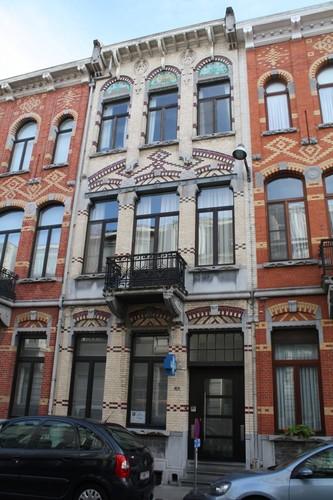 Antwerpen Bosduifstraat 18