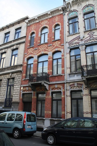 Antwerpen Bosduifstraat 20