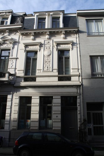 Antwerpen Bosduifstraat 21