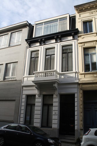 Antwerpen Bosduifstraat 25