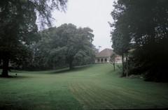 Park van het Kasteel van Elegem