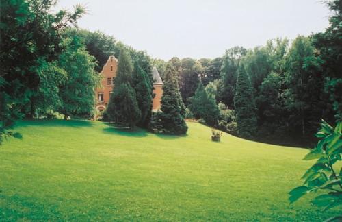 Park van Puttenberg te Roosdaal (Pamel)