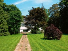 Tuin van de villa van Wolsem