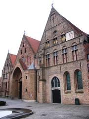 Sint-Janshospitaal - Middeleeuwse ziekenzalen