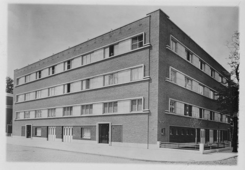 Antwerpen Camille Huysmanslaan 70-72
