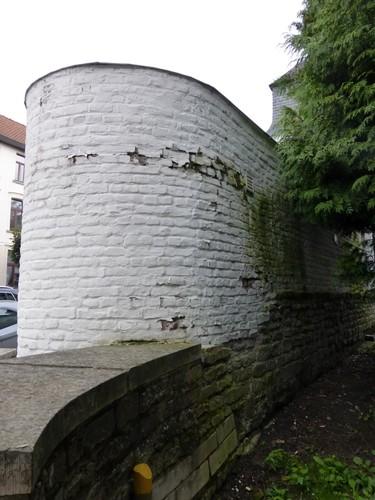 Tervuren Kasteelstraat 5 achtergevel bijbouw