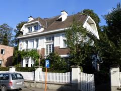 Villa in cottagestijl