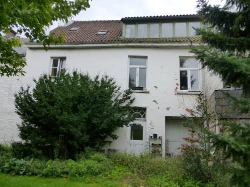 Tervuren Kasteelstraat 11 achtergevel