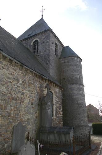 Tienen Groot Overlaar zonder nummer kerk