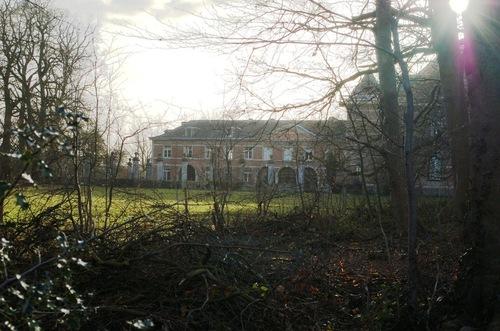 Kasteelpark van Oorbeek