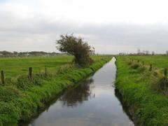 De Ieperlee, het kanaal Ieper-IJzer en de Martjesvaart